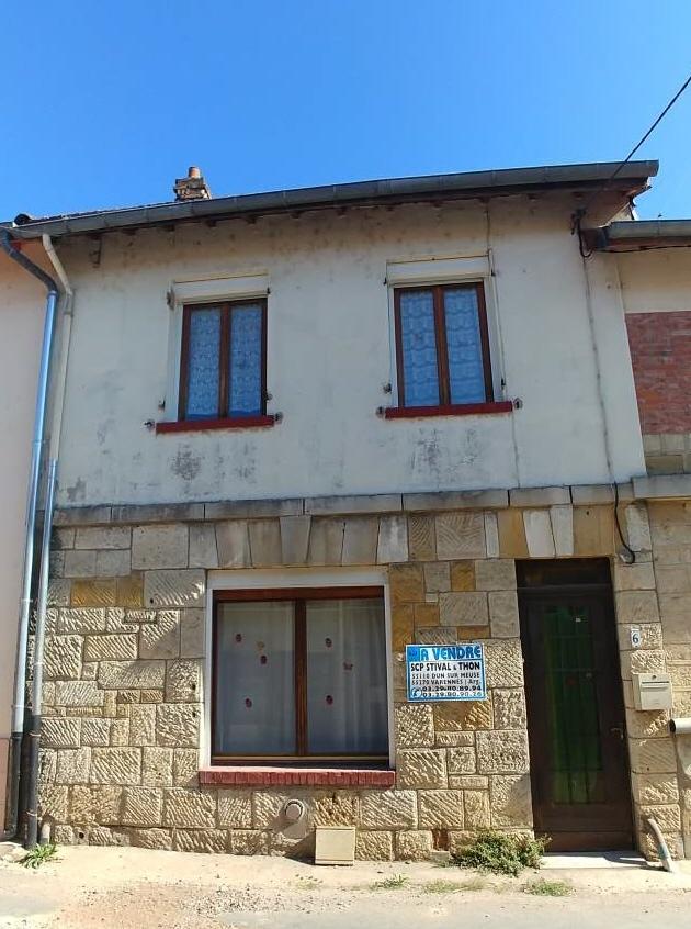 acheter maison 4 pièces 1 m² dun-sur-meuse photo 1