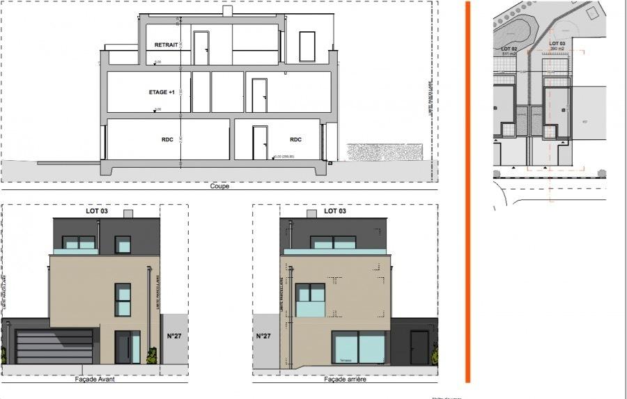 acheter maison 3 chambres 190 m² bascharage photo 1