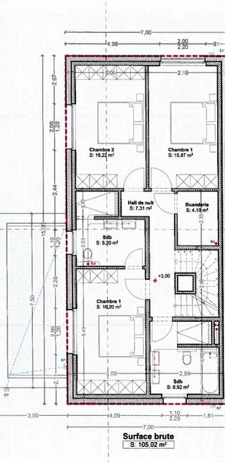 acheter maison 3 chambres 190 m² bascharage photo 4