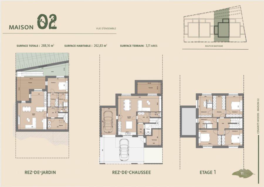 acheter maison jumelée 4 chambres 262.83 m² wiltz photo 3
