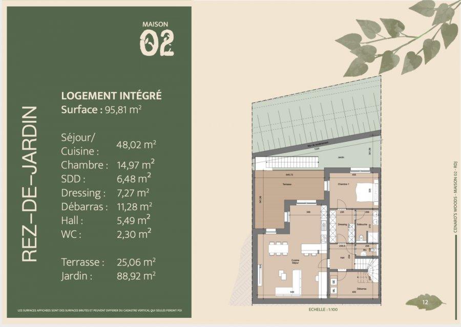 acheter maison jumelée 4 chambres 262.83 m² wiltz photo 4