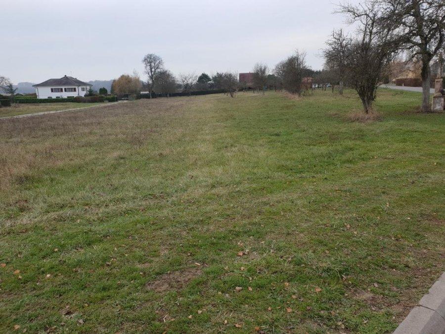 Terrain constructible à vendre à Benestroff