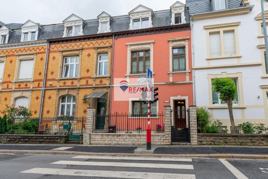 acheter maison mitoyenne 3 chambres 184 m² luxembourg photo 1