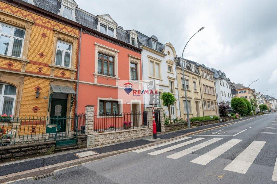 acheter maison mitoyenne 3 chambres 184 m² luxembourg photo 2