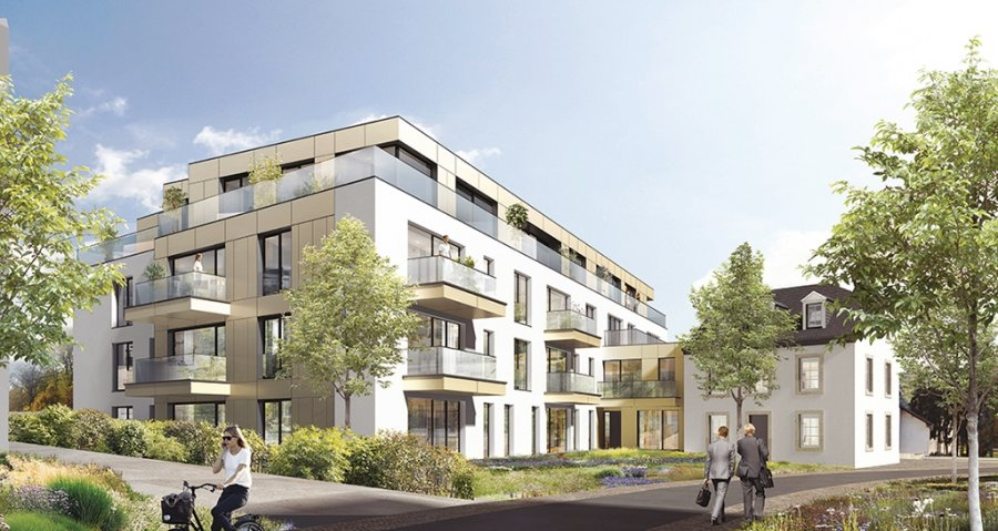 acheter appartement 1 chambre 55.96 m² luxembourg photo 1