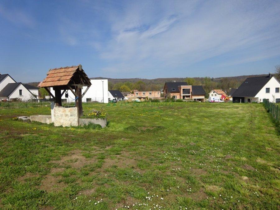 Terrain constructible à vendre à Leymen
