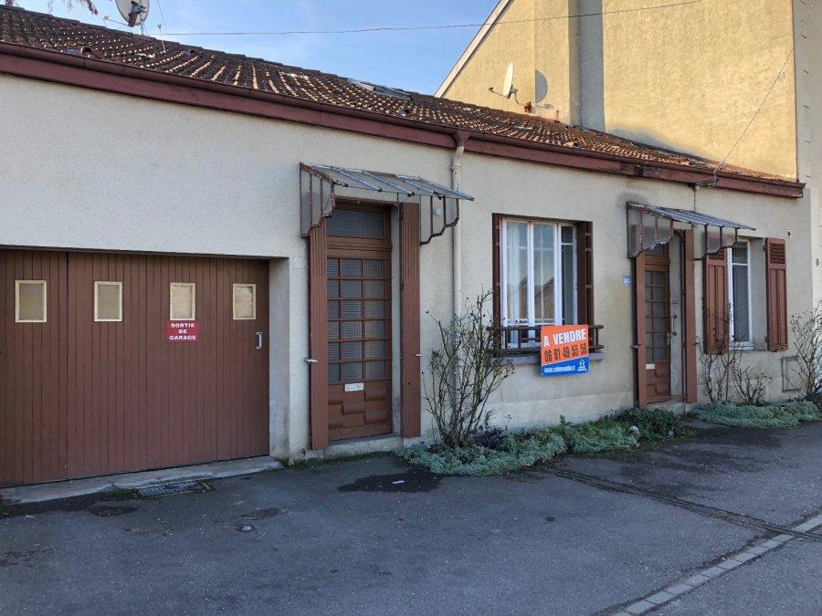 Maison à vendre F6 à Tronville-en-Barrois