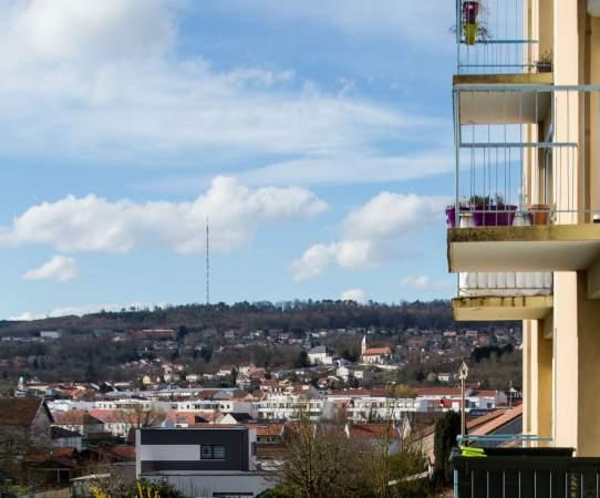 acheter appartement 4 pièces 69 m² essey-lès-nancy photo 2