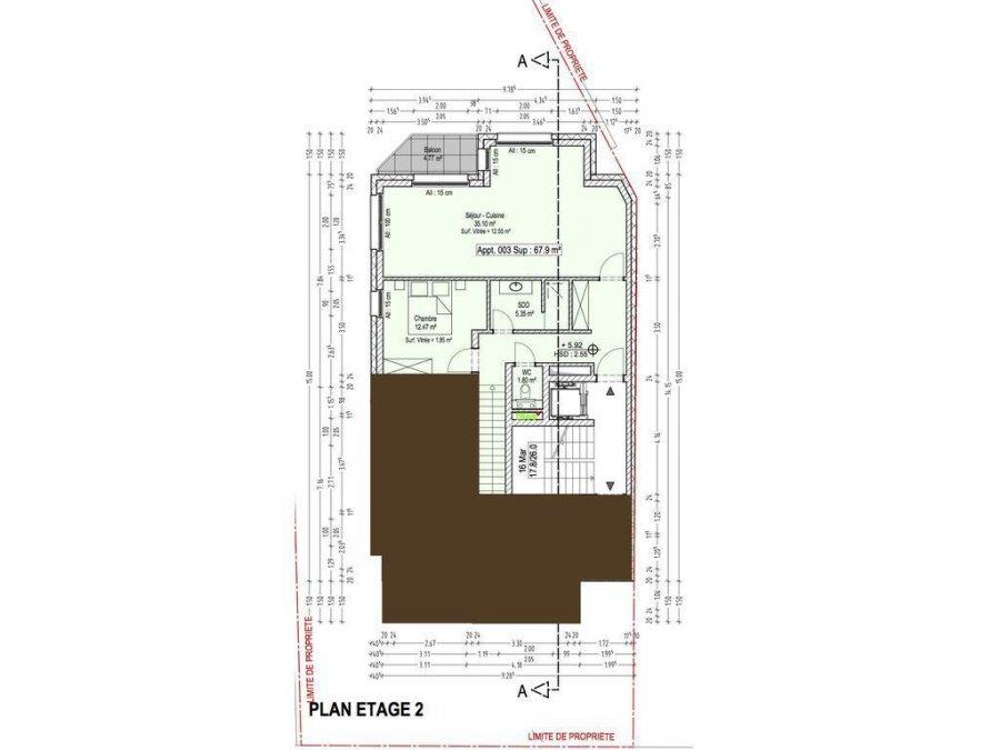 acheter duplex 2 chambres 91 m² lamadelaine photo 2