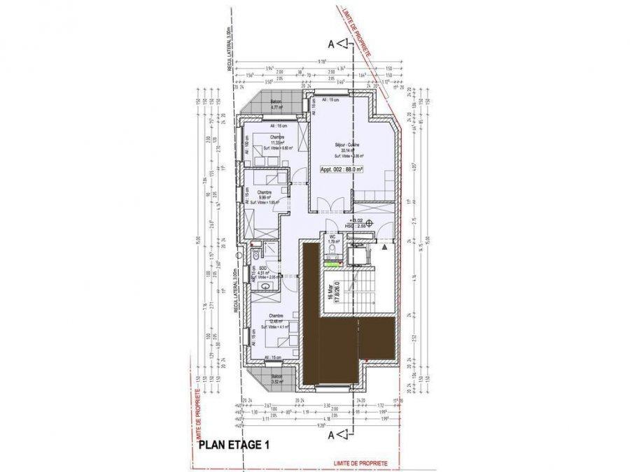 acheter duplex 2 chambres 91 m² lamadelaine photo 3