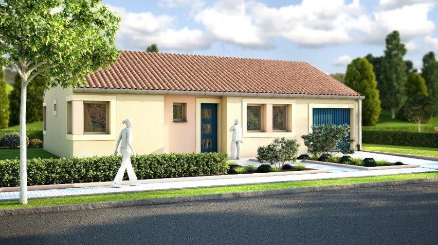 acheter maison 4 pièces 89 m² condé-northen photo 1