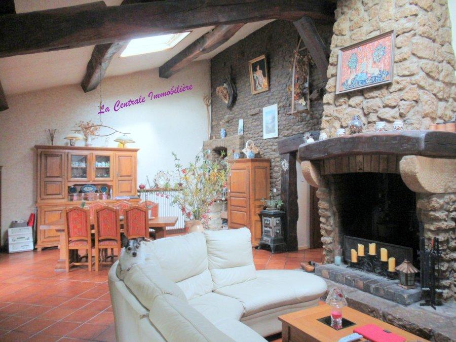 Maison jumelée à vendre F8 à Affléville