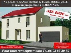 Maison à vendre F6 à Rodemack - Réf. 6092709