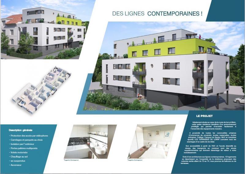 acheter appartement 3 pièces 64 m² metz photo 1