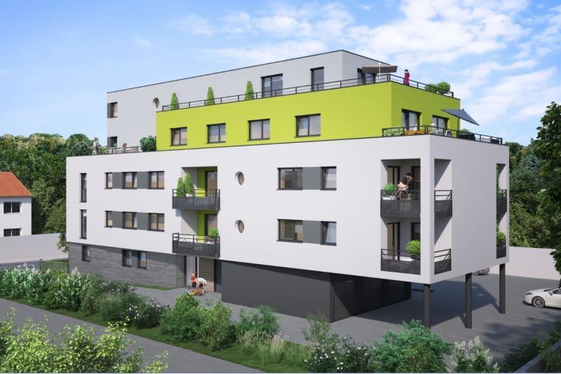 acheter appartement 3 pièces 64 m² metz photo 2