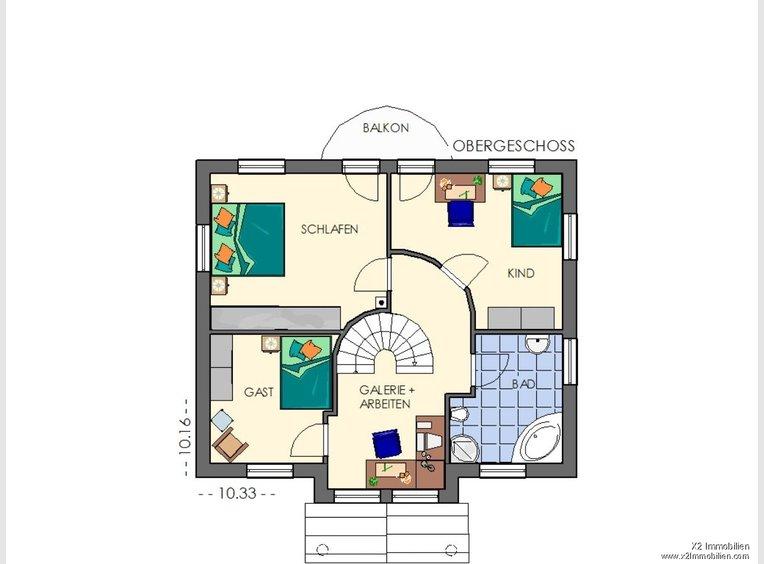 Maison à vendre 4 Pièces à Speicher (DE) - Réf. 4499621