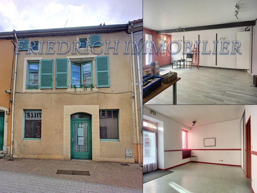 acheter immeuble de rapport 12 pièces 0 m² commercy photo 1