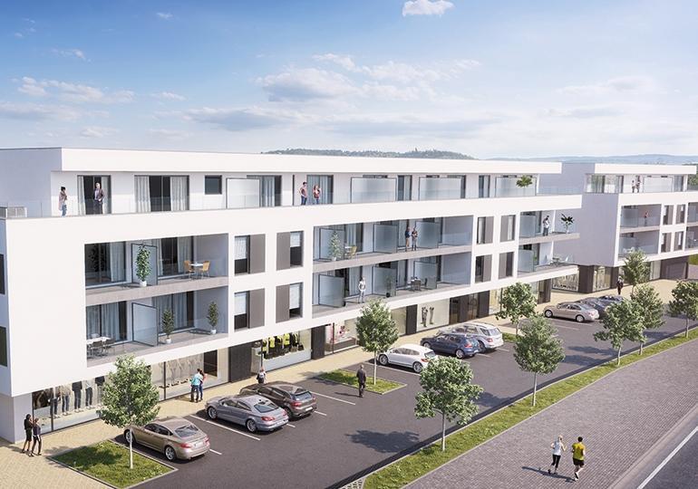 acheter appartement 3 chambres 101.93 m² hesperange photo 2