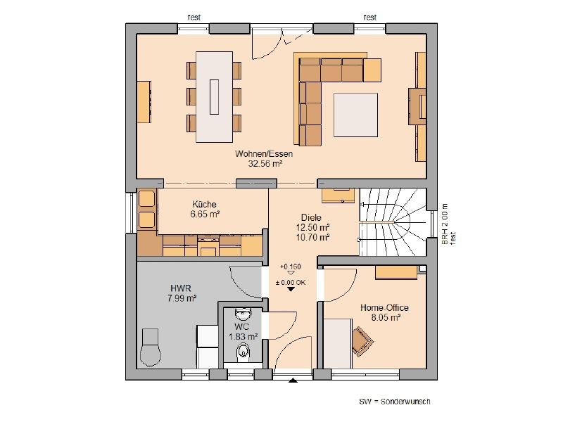 einfamilienhaus kaufen 5 zimmer 122 m² morbach foto 3