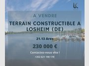 Terrain constructible à vendre à Losheim - Réf. 7318181