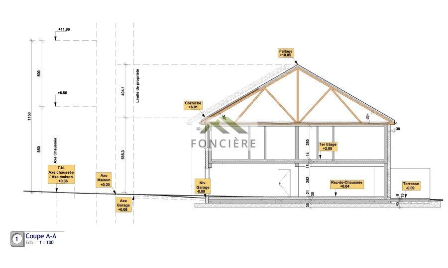 acheter maison jumelée 4 chambres 161.83 m² haller photo 6
