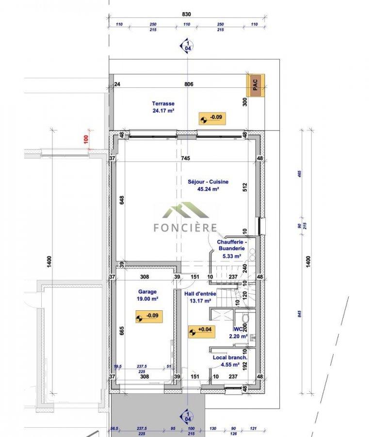 acheter maison jumelée 4 chambres 161.83 m² haller photo 5