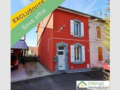 Maison à vendre F4 à Villerupt - Réf. 5115045