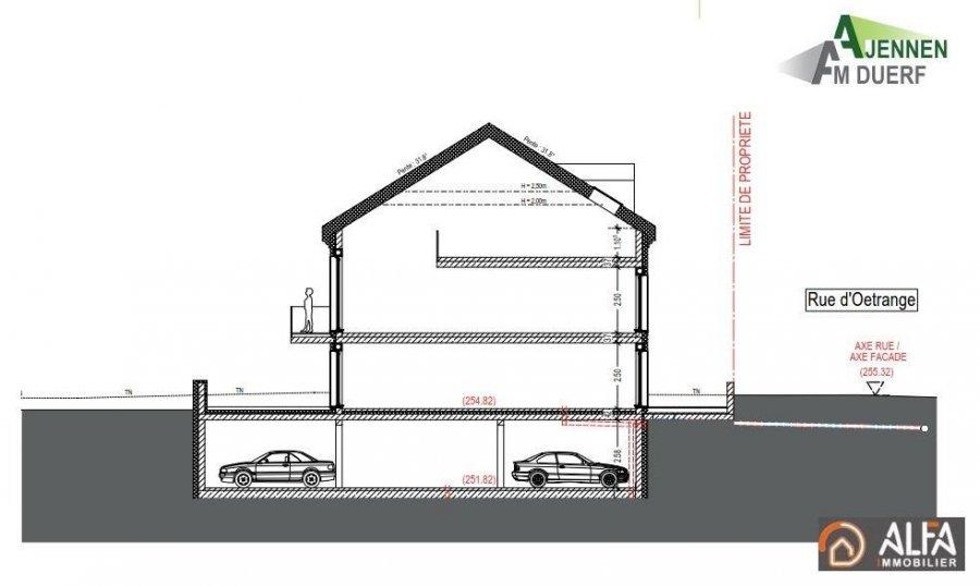 acheter duplex 3 chambres 116.49 m² moutfort photo 6