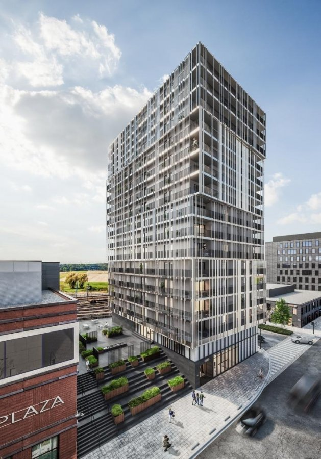 acheter appartement 1 chambre 55.66 m² belval photo 1