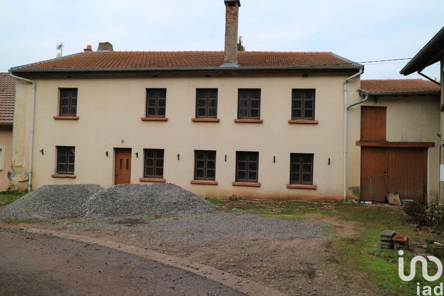 acheter maison 7 pièces 98 m² rémelfang photo 2