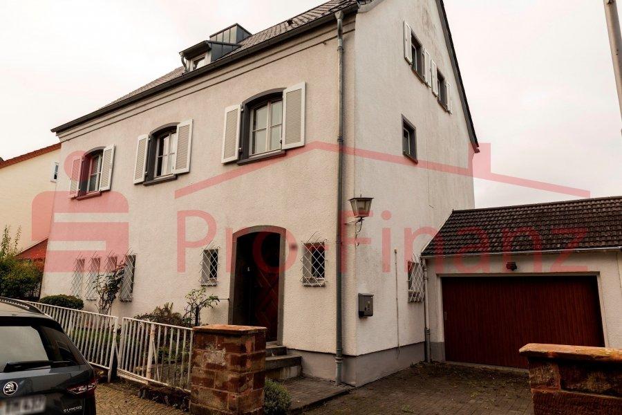 einfamilienhaus kaufen 8 zimmer 269 m² saarbrücken foto 1
