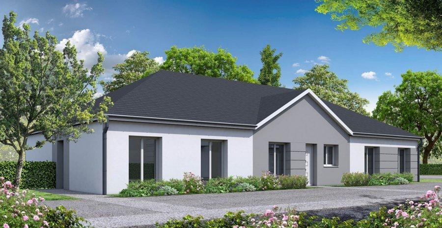 acheter maison 4 pièces 80 m² courcelles-sur-nied photo 1
