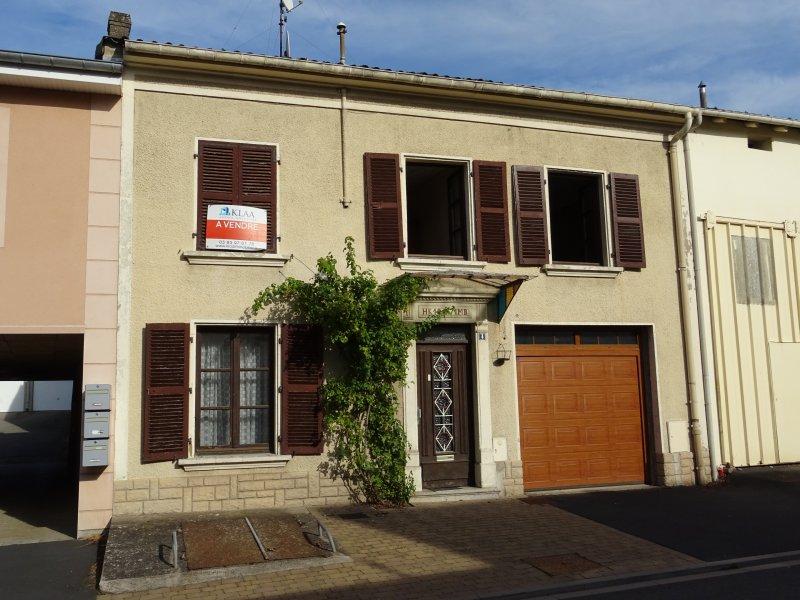 Maison à vendre F6 à Koenigsmacker
