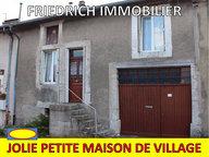 Maison à vendre F3 à Tréveray - Réf. 4714405