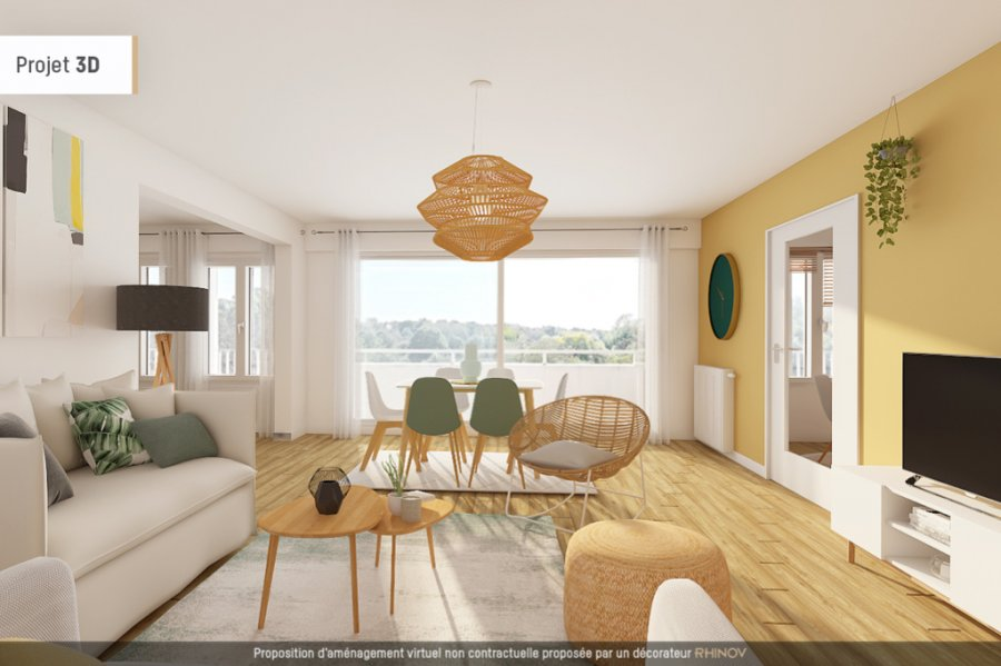 acheter appartement 4 pièces 83 m² metz photo 3