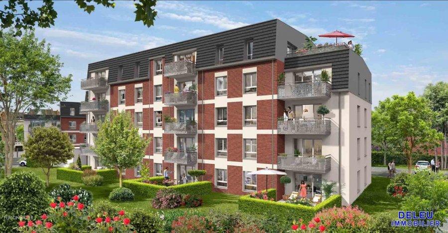 acheter appartement 2 pièces 43 m² saint-andré-lez-lille photo 1