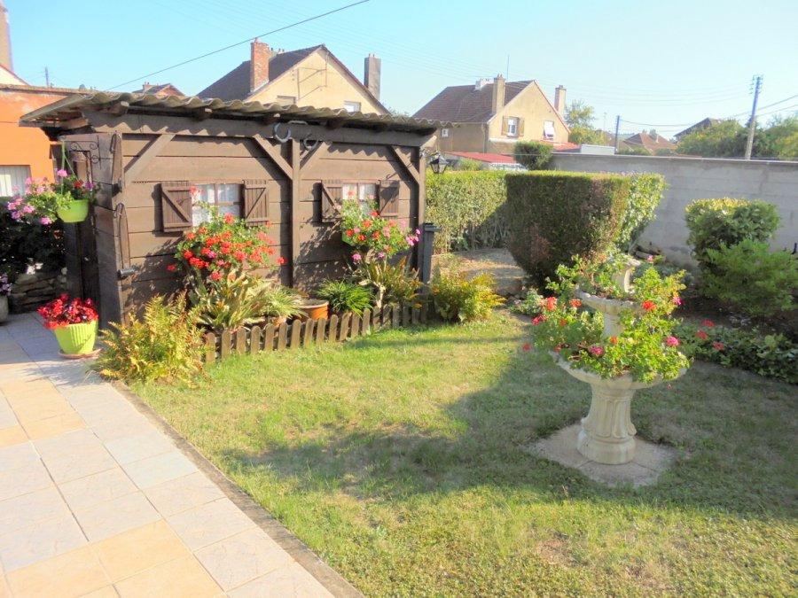 Maison jumelée à vendre F8 à Homécourt