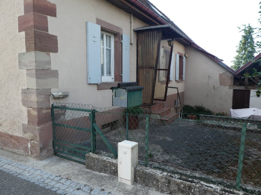 acheter maison 9 pièces 160 m² la petite-pierre photo 1