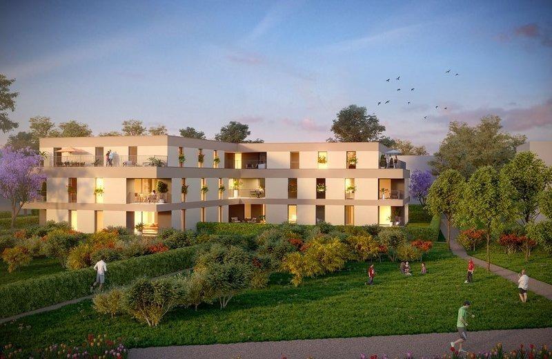 acheter résidence 0 chambre 48 à 118 m² hesperange photo 1