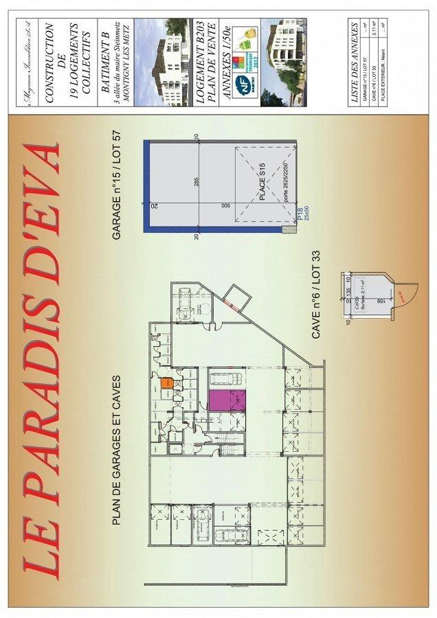 acheter appartement 3 pièces 57.68 m² montigny-lès-metz photo 4