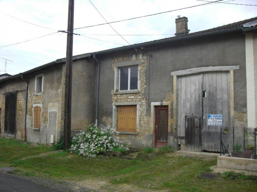 Maison à vendre F3 à Mouzay