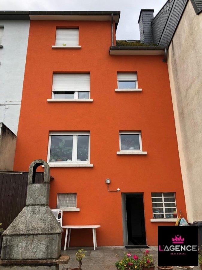 acheter maison mitoyenne 6 chambres 220 m² luxembourg photo 1