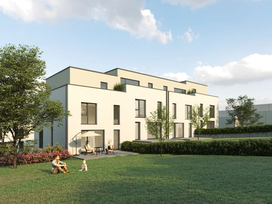 acheter maison mitoyenne 4 chambres 207.12 m² differdange photo 2