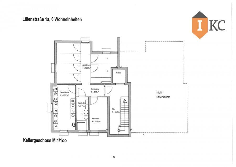 wohnung kaufen 3 zimmer 96.79 m² losheim foto 5