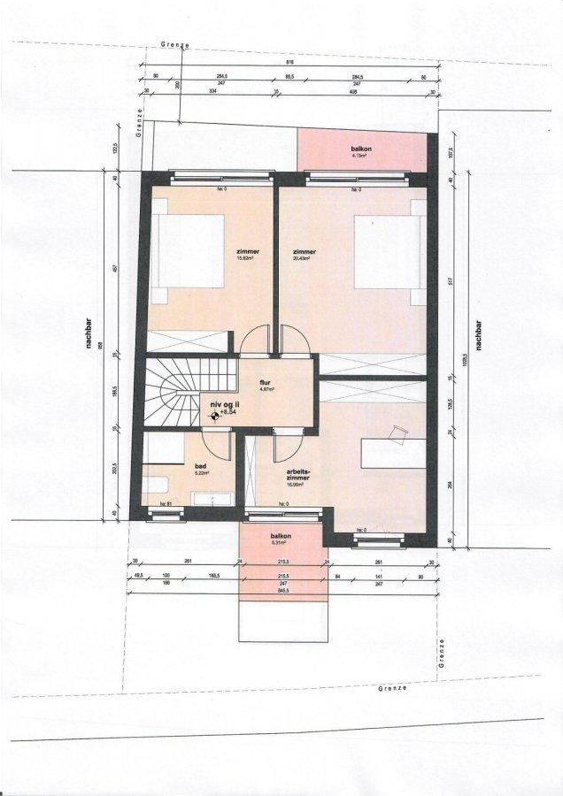 maisonette kaufen 4 zimmer 127.47 m² trier foto 2