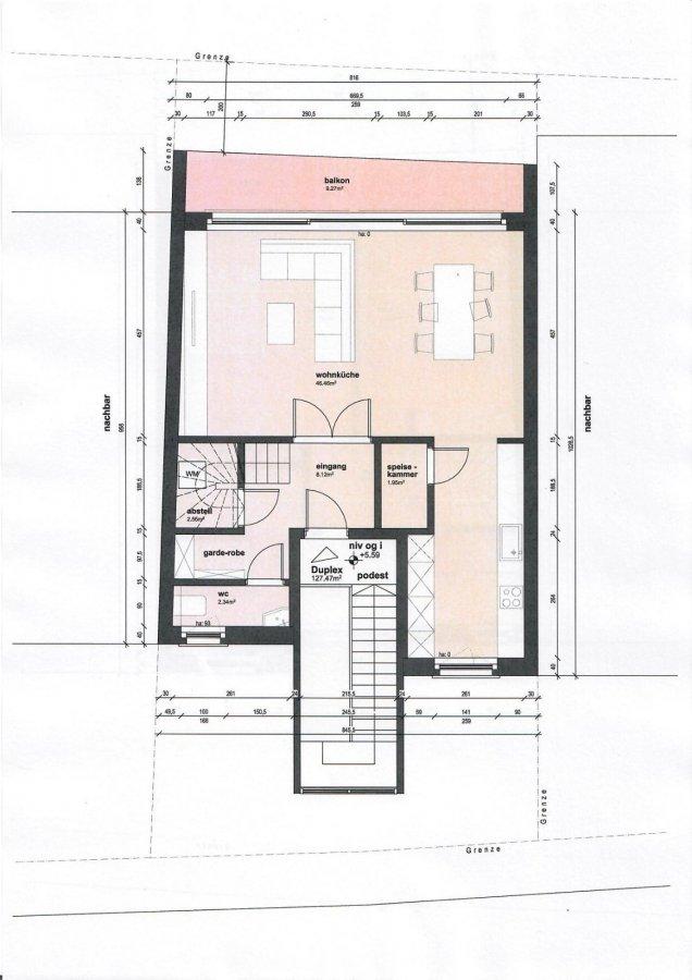 maisonette kaufen 4 zimmer 127.47 m² trier foto 3