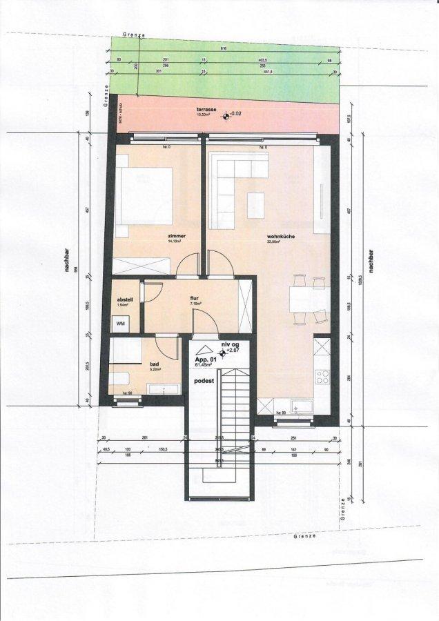 maisonette kaufen 4 zimmer 127.47 m² trier foto 4