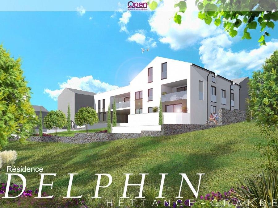 acheter appartement 5 pièces 108 m² hettange-grande photo 2