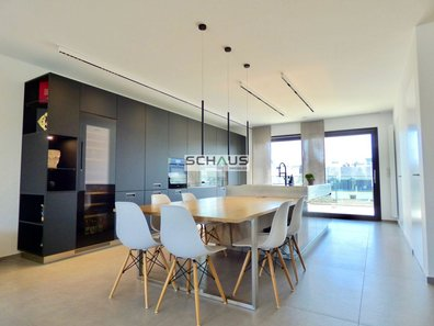 Penthouse for sale 3 bedrooms in Luxembourg-Gare - Ref. 7171253