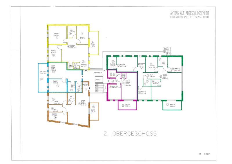 acheter appartement 3 pièces 86.08 m² trier photo 4